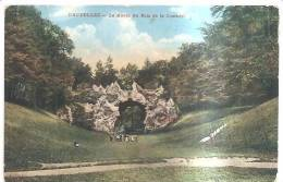 65949)cartolina Illustratoria Localita´ Di BRUXELLES - BOSCO , LE RAVIN - Foreste, Parchi, Giardini