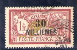 ALEXANDRIE 1921-3 O - Ohne Zuordnung