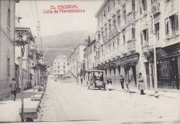 EL ESCORIAL ... CALLE DE FLORIDABLANCA - Espagne