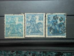 FRANCE, 1929, Used, 50c, Joan Of Arc, Scott 245 - France