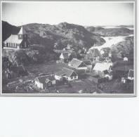 Greenland  - Sisimiuni Katersugaasivik  Holsteinborg Museum.  B-1714 - Groenlandia