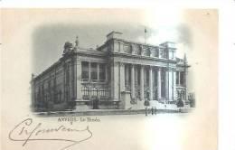 65964)cartolina Illustratoria Belga - Anvers - Il Museo - Belgio
