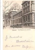 65965)cartolina Illustratoria Belga - Anvers - Palazzo Di Giustizia - Belgio