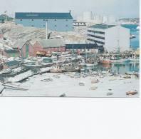 Greenland  - Jakobshavn Fishingport  B-2613 - Greenland