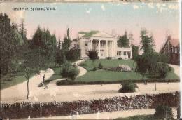 CPA Spokane Residence In Washington Etats Unis - Spokane