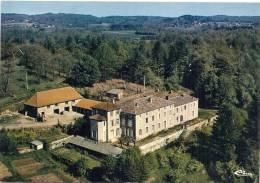 -24- Maison De Retraite La Barde La Coquille Vue Aérienne Ecrite TTB - France