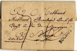 ARDENNES -  7 / ROCROY   PORT DU . PD 29 - 1801-1848: Precursors XIX