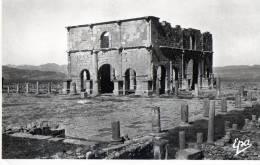 Algérie > Villes > Autres Villes Lambese Ruines Romaines Le Pretorium - Algérie