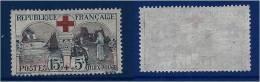 """FR YT 156 """" Croix-Rouge15c. +5c. Noir Et Rouge """" 1918 Neuf** - Neufs"""