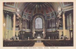 Canada Granby Interior Eglise Notre Dame