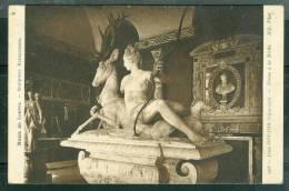 Musée Du Louvre - Sculpture Renaissance - Jean Goujon - Diane à La Biche   Ud49 - Sculptures