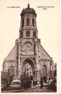 France - Honfleur - L'Eglise St Leonard            PM1476 - Honfleur