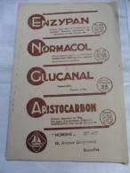 ANCIEN BUVARD PUB /  PRODUITS PHARMACIE - Papeterie