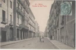 Reus, Arrabal De San Pedro . ( Port Offert, Free Postage - Espagne