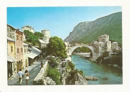 Cp, Bosnie-Herzégovine, Mostar - Bosnië En Herzegovina