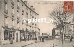 PUTEAUX - Rond-Point Des Bergères (animée) - Puteaux