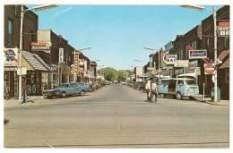 Street Scene-Spooner Wisconsin - Non Classificati
