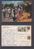 KENYA FRUIT STALLS (SHAH'S STORES) Used MOMBASA 1977 - Kenya