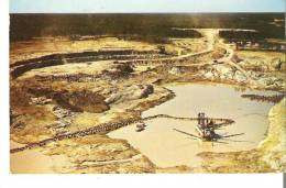 Thompson, Manitoba  North Of 55 Pipe Open Pit Mine Is Located 22 Miles South West Of Thompson, Manitoba - Manitoba