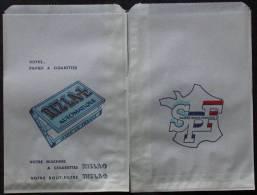 RIZLA  Pochette Papier Neuve + SOCIETE PIPIERE  PORT OFFERT - Unclassified