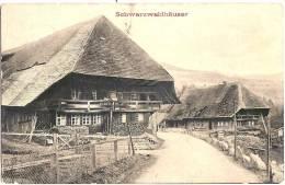ALLEMAGNE   SCHWARZWALDHAUSER - Allemagne