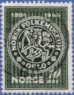 Norway, 10 O. 1945, Scott #272, Used - Norway