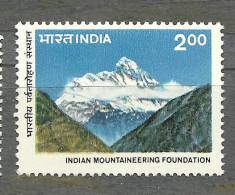 INDIA,1983,Indian Mountaineering Foundation,25th Anniversary,  MNH,(**) - Vacanze & Turismo