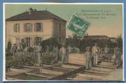 78 - MONTESSON -- Ecole Départementale Th. Roussel - Le Potager Sud - Montesson