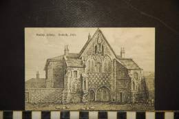 CP, Royaume Uni, Angleterre, Butley Abbey Suffolk 1815 - Angleterre