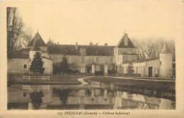 PREIGNAC        CHATEAU SUDUIRAUT - France