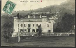 CHOMERAC - CHATEAU DU BIJOUX - Frankreich