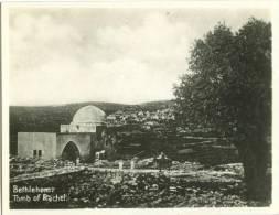 Bethlehem, Tomb Of Rachel Mini Photo Snap Card [11716] - Reproductions