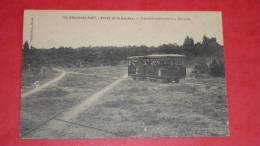 Charente-Infre- Forêt De La Coubre - Tramway Automoteur à La Bouverie - France