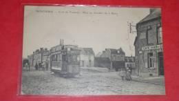 MONTIERES - Arrêt Du Tramway - Place Chevalier De La Barre - Amiens