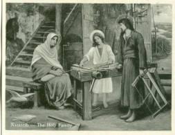 Israel, Nazareth, The Holy Family, Mini Photo Snap Card [11732] - Reproductions