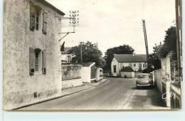 CHAMPAGNE LES MARAIS  -  Rue Principale. - Zonder Classificatie