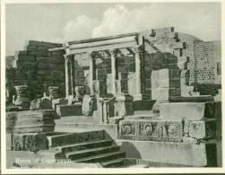 Israel, Ruins Of Capernaum, Mini Photo Snap Card [11738] - Reproductions