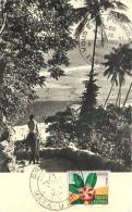 WALLIS ET FUTUNA CPA PREMIER JOUR - Wallis Y Futuna