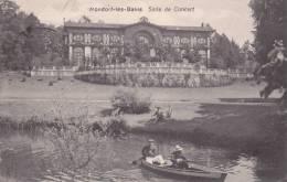 CPA LUXEMBOURG, MONDORF-LES-BAINS, Salle De Concert. (barque Animée) 1913. - Mondorf-les-Bains