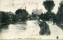80 AMIENS ++ Les Rives De La Somme ++ - Amiens