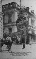 Salonique : Incendie Des 18-19-20 Aout 1917  Rue Franque, Banque Ottomane - Grecia