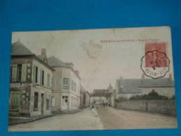 77) Mareuil-sur-ourcq - Rue De L'eglise   - Année 1916 - EDIT - Colnoy - Other Municipalities