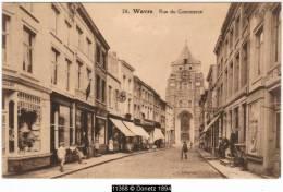 11368g RUE Du COMMERCE - Patisserie - Charcuterie - Graines -  Wavre - 1933 - Wavre