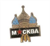 Mc Donald's M*CKBA - - McDonald's