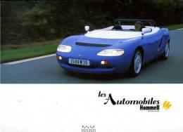 Les Automobiles Hommell - Boeken