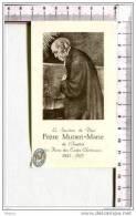 IMAGE   RELIQUE -  Serviteur De DIEU  Frère MUTIEN MARIE  L´ Institut Des Frères Des Ecoles Chrétiennes  - Prière - Images Religieuses