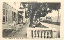 11 CARTES POSTALES De SAINT PIERRE D'ALBIGNY      73-1 - Saint Pierre D'Albigny