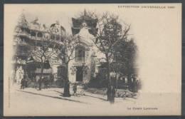 75 - PARIS - Exposition Universelle 1900 - Le Crédit Lyonnais - ELD - Expositions