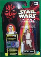 Figurine Star Wars Collection 1 - OBI WAN KENOBI - Ref. 84085 - 84114  (Neuf Sous Blister) - Episode I