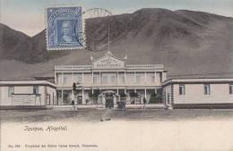 Amérique - Chili -  Iquique - Hôpital - Hospital - Postmark - Chili